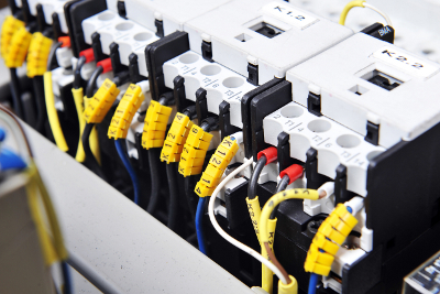 Electrical installations and switchboards